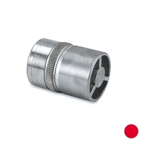 Connector, Ø 38,1 mm (1,5 tommer)